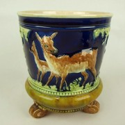 Thomas Forester deer jardiniere