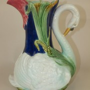 Joseph Holdcroft swan pitcher