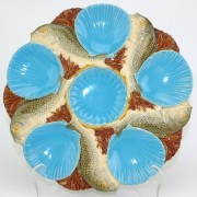 Minton fish and shells oyster plate